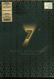CD + DVD image MIHALIS HATZIGIANNIS / 7 (+ 2 NEA TRAGOUDIA + BONUS DVD ZONTANA STO OAKA 2009)
