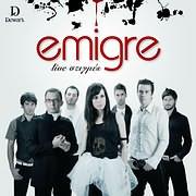 CD Image for EMIGRE / LIVE STIGMES