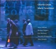 CD image MARIA FARANTOURI - CHARLES LLOYD / ATHENS CONCERT (TAKIS FARAZIS, SOKRATIS SINOPOULOS) (2CD)