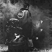 LP image THE WHO / QUADROPHENIA (2LP) (VINYL)