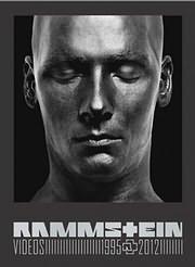 DVD image RAMMSTEIN - VIDEOS 1995 - 2012 (3 DVD) - (DVD)