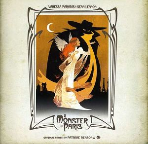 CD image A MONSTER IN PARIS - (OST)