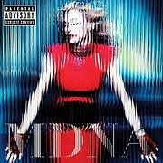 CD image MADONNA / MDNA