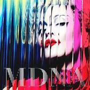 LP image MADONNA / MDNA (2 LP ) (VINYL)