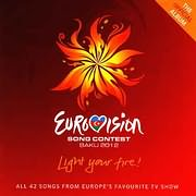 CD image for EUROVISION SONG CONTEST BAKU 2012 - (VARIOUS) (2 CD)