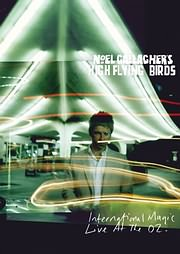 DVD image NOEL GALLAGHER - INTERNATIONAL MAGIC LIVE AT THE O2 (2 DVD) - (DVD)