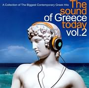 CD image for THE SOUND OF GREECE VOL.2 - (VARIOUS)