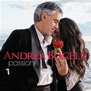 CD Image for ANDREA BOCELLI / PASSIONE