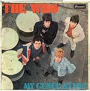 LP image THE WHO / MY GENERATION (VINYL)