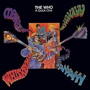 LP image THE WHO / A QUICK ONE (VINYL)