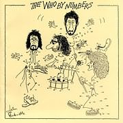 LP image THE WHO / THE WHO BY NUMBERS (VINYL)