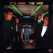 LP image THE WHO / IT S HARD (VINYL)
