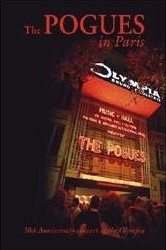 DVD image THE POGUES IN PARIS: 30TH ANNIVERSARY CONCERT AT THE OLYMPIA - (DVD)