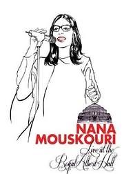 NANA MOUSHOURI - LIVE AT THE ROYAL ALBERT HALL - (DVD)