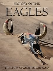 CD Image for BLU - RAY / EAGLES - HISTORY OF THE EAGLES