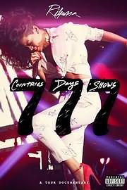 DVD image RIHANNA - RIHANNA 777 - (DVD)