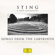 CD + DVD image STING / SONGS FROM THE LABYRINTH (DOWLAND ANNIVERSARY EDITION ) (CD + DVD)