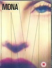 DVD image MADONNA - MDNA WORLD TOUR - (DVD VIDEO)