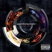 CD image A PERFECT CIRCLE / THREE SIXTY