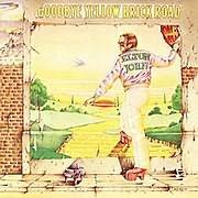 DVD image ELTON JOHN / GOODBYE YELLOW BRICK ROAD (BLU - RAY AUDIO)