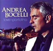 CD + DVD image ANDREA BOCELLI / LOVE IN PORTOFINO (CD+DVD)