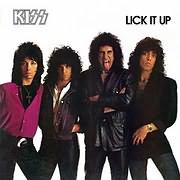 LP image KISS / LICK IT UP (VINYL)