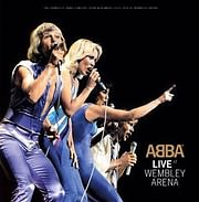 LP image ABBA / LIVE AT THE WEBBLEY ARENA (3LP) (VINYL)