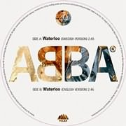 LP image ABBA / WATERLOO (7INCH VINYL)