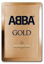 CD image ABBA / ABBA GOLD ANNIVERSARY EDITION (3CD)