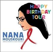 CD image ΝΑΝΑ ΜΟΥΣΧΟΥΡΗ / HAPPY BIRTHDAY TOUR