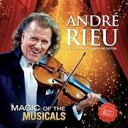 CD image ANDRE RIEU / MAGIC OF THE MUSICALS