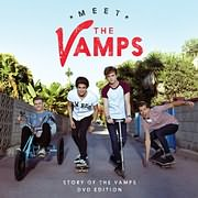 DVD image THE VAMPS - MEET THE VAMPS - (DVD)