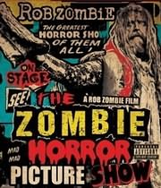 DVD image ROB ZOMBIE - THE ZOMBIE HORROR PICTURE SHOW - (DVD VIDEO)