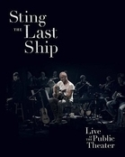 DVD image STING: THE LAST SHIP LIVE - (DVD)