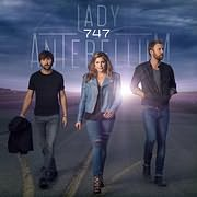 CD image LADY ANTEBELLUM / 747
