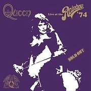CD image QUEEN / LIVE AT THE RAINBOW