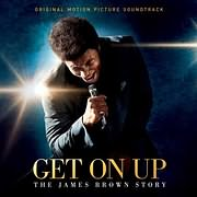 CD image GET ON UP - THE JAMES BROWN STORY - (OST)
