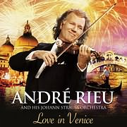 CD image ANDRE RIEU / LOVE IN VENICE