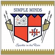 DVD image SIMPLE MINDS / SPARKLE IN THE RAIN (BLU - RAY PURE AUDIO)