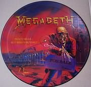 LP image MEGADETH / PEACE SELLS BUT WHO IS BUYING (VINYL)