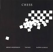 CD + DVD image ORIGINAL CAST / CHESS (DELUXE DITION) (2CD+DVD)