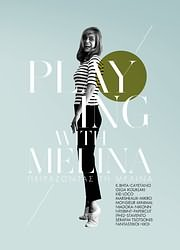 CD image PEIRAZONTAS TIN MELINA - PLAYING WITH MELINA (DELUXE LIMITED EDITION) - (VARIOUS)