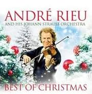 CD image ANDRE RIEU / BEST OF CHRISTMAS