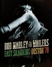 CD image BOB MARLEY AND THE WAILERS / EASY SKANKING IN BOSTON 78