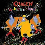 LP image QUEEN / A KIND OF MAGIC (VINYL)