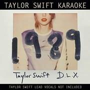 CD + DVD image TAYLOR SWIFT / 1989 (KARAOKE VERSION) (CD+DVD)