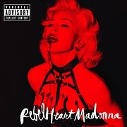 CD image MADONNA / REBEL HEART (SUPER DELUXE) (2CD)