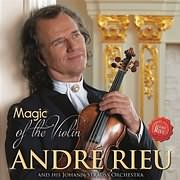 DVD image ANDRE RIEU / MAGIC OF THE VIOLIN - (DVD VIDEO)