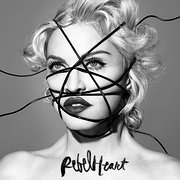 CD image MADONNA / REBEL HEART (DELUXE EDITION)