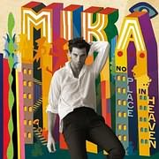 CD image MIKA / NO PLACE IN HEAVEN
